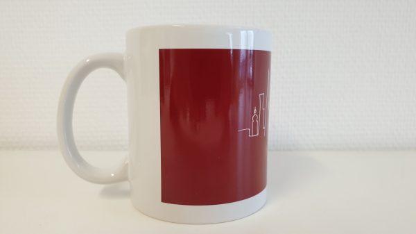 DieKölnTasse, DieKoelnTasse, Köln Tasse, Tasse Köln, Köln Kaffeebecher, Köln Becher, Kaffeetasse Köln Ansicht2