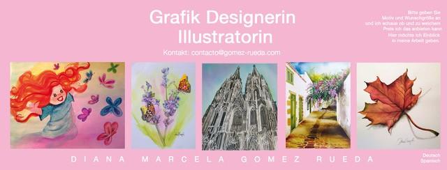 Shop für Kunst, Grafik, Illustration, Grußkarten, Karten, Tassen,