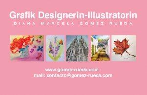 Künstlerin, Grafikdesignerin & Illustratorin