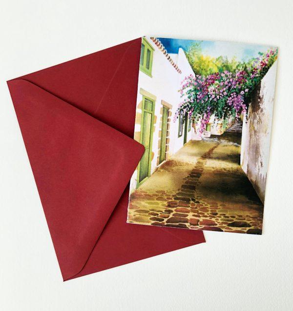 "Gomez Rueda - Karten, Kunstkarte & Grußkarte ""San Franciso"""